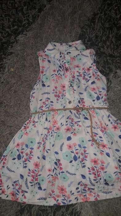 Vestido Niña Carters Talla 2