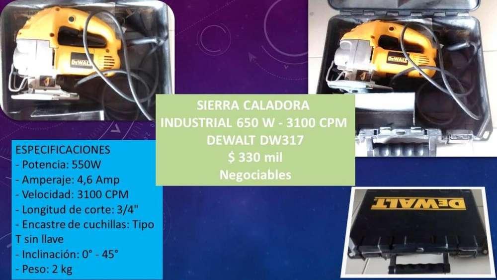 SIERRA CALADORA INDUSTRIAL DW517 DeWALT