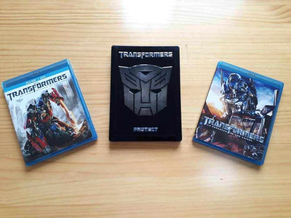 Peliculas originales Transformers