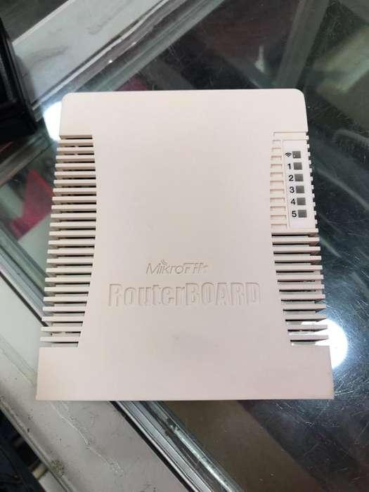 Router Board Mikrotik