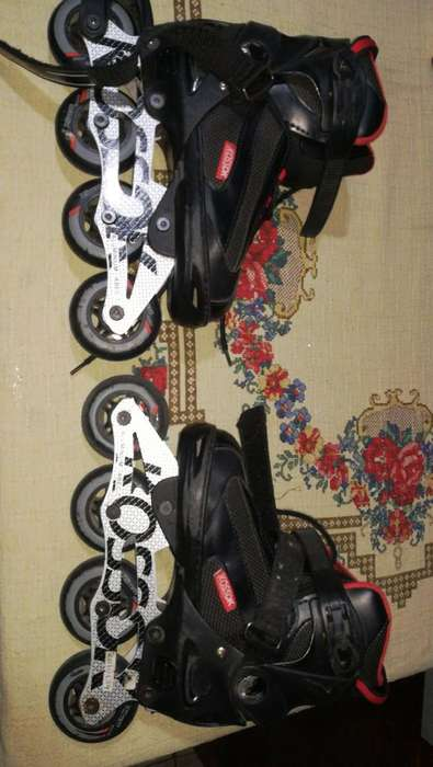 Roller Kossok Como Nuevos
