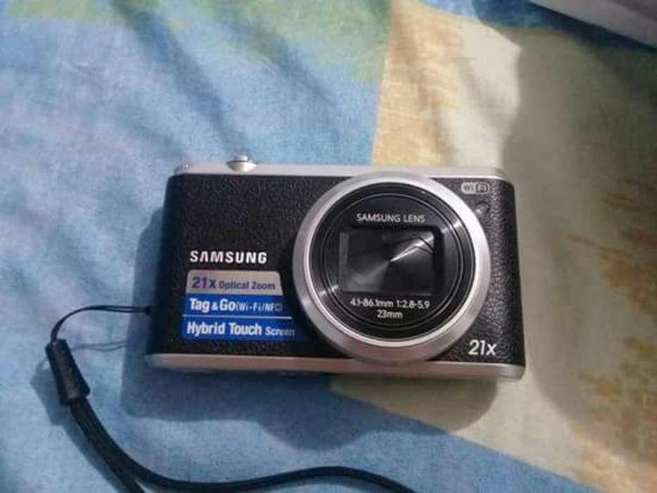 Camara Samsung 21X SMART WB350F wifi Negra