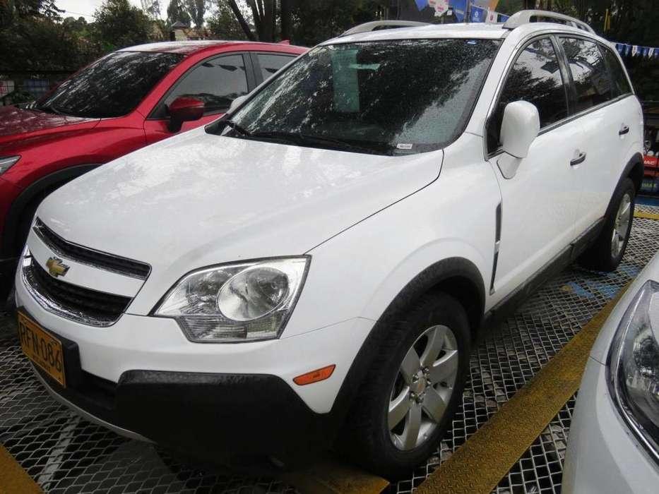 Chevrolet Captiva 2012 - 2384 km