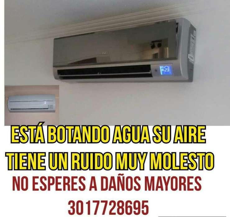 Mantenimientos de Aires Lg