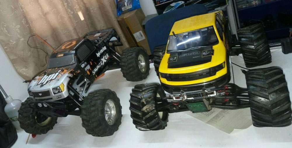 Carros Rc Usados Nuevos Taller Repuestos