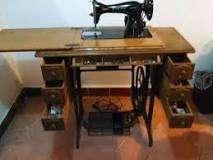 Maquina de coser Antigua .1927 solo la parte de arriba , (Maquina )