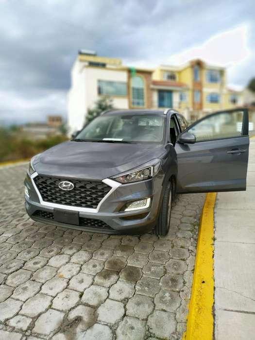 Hyundai Tucson 2019 - 8000 km