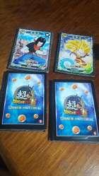 Cartas Y Taps de Dragon Ball Super