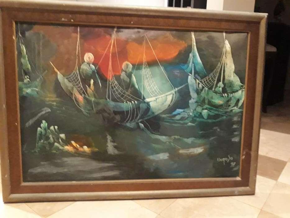Pinturas en Oleo (2)