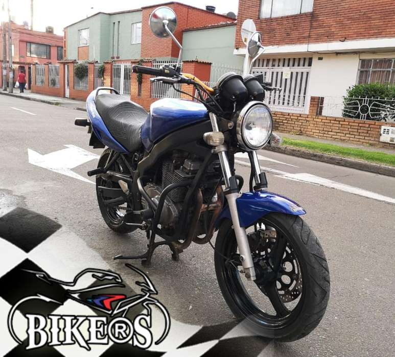 SUZUKI GS 500 2006, MUY CONSERVADA, RECIBO TU MOTO, BIKERS?