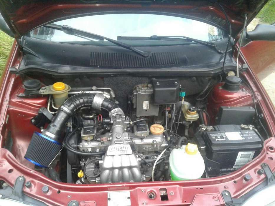 Fiat Palio 1998 - 2900 km