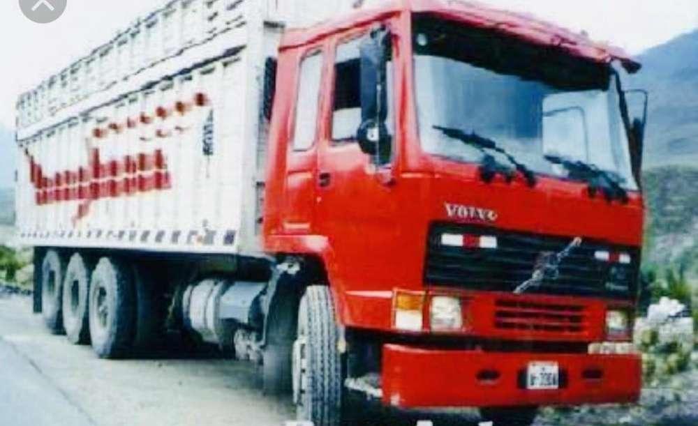 Vendo Camion Volvo FL 10 100%Operativo Por Liquidacion de Empresa