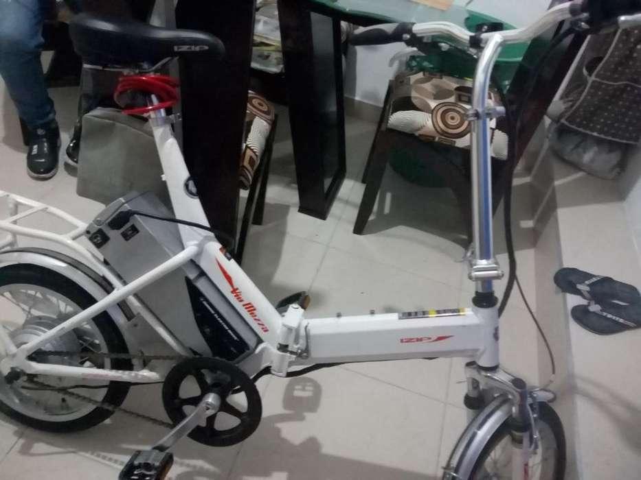 Se Vende Bicicleta Eléctrica Plegable