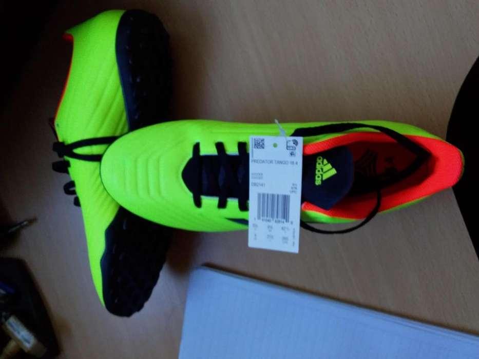 Botines Adidas Predator Tango Nº42