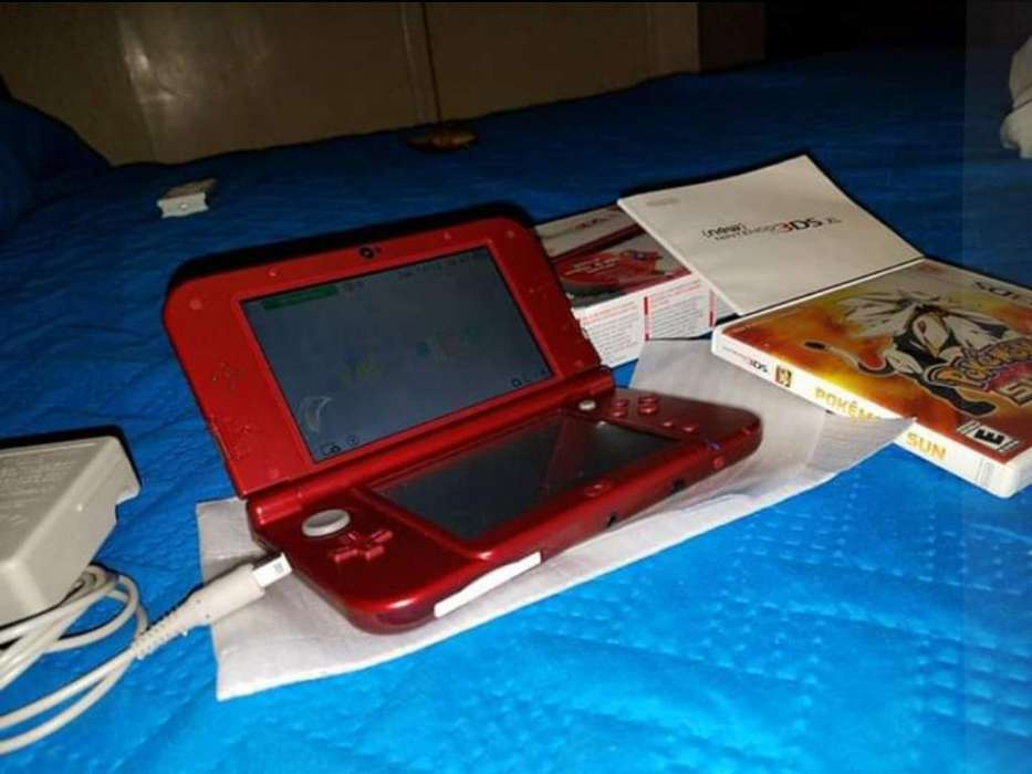 Nintendo 3ds Mas Pokemon Sol.