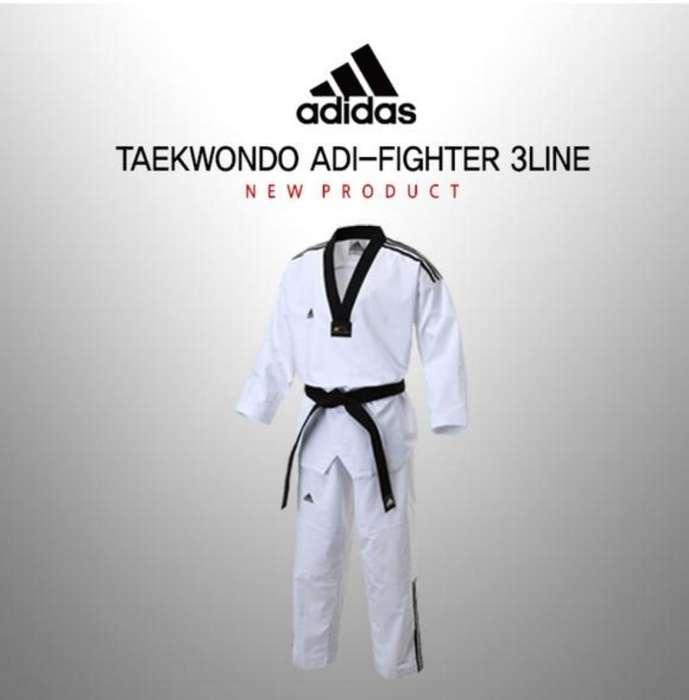 Uniforme Adi Fighter 3 Taekwondo