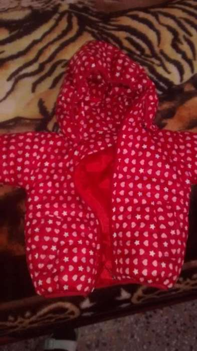 Campera Inflables Nena Talle 4