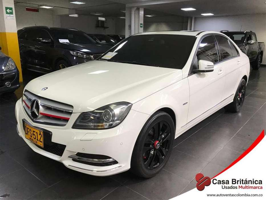 Mercedes-Benz Clase C 2012 - 46419 km