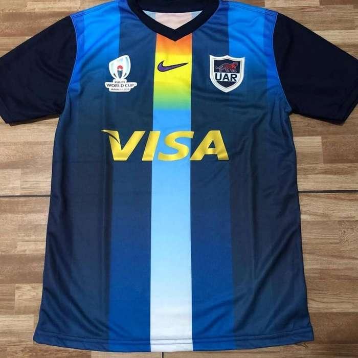 Vendo Camiseta de Los Pumas