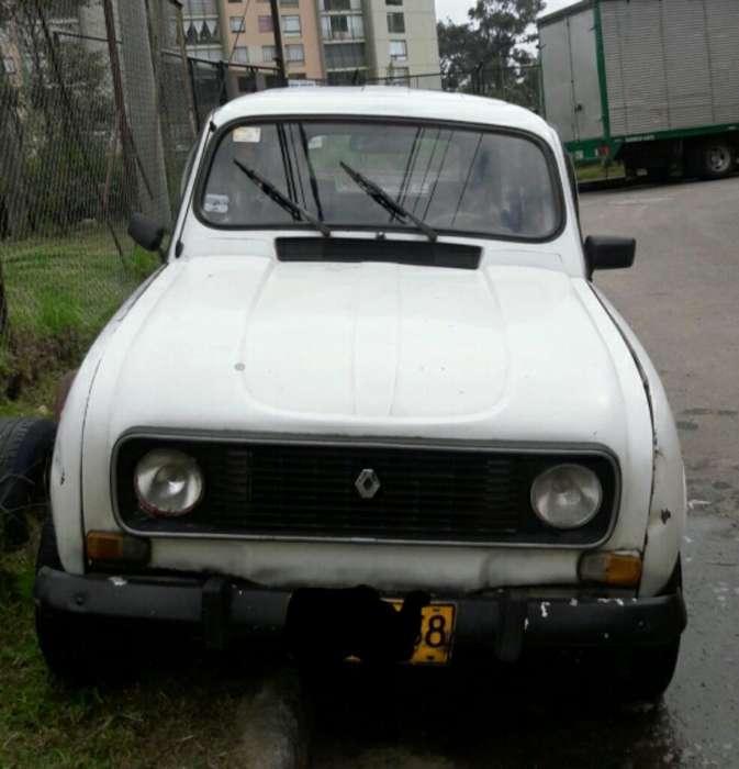 Renault R4  1991 - 180000 km