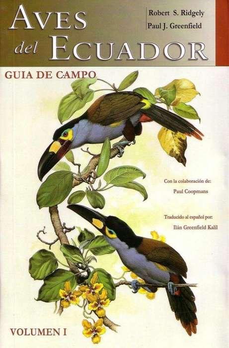 GUÍA DE CAMPO DE LAS AVES DEL ECUADOR
