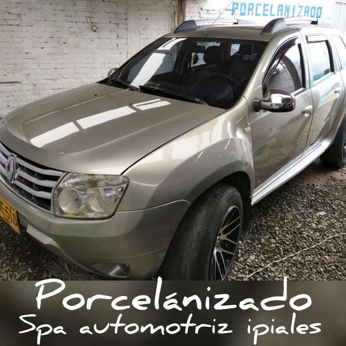 Porcelánizado Spa Automotriz Ipiales