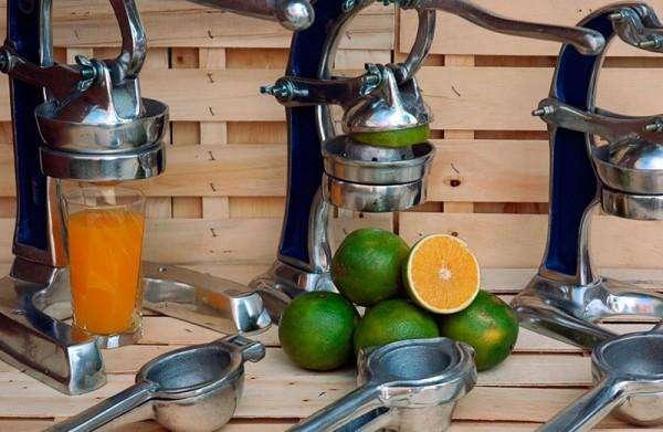 <strong>exprimidores</strong> de Naranja Industriales (GIGANTES)