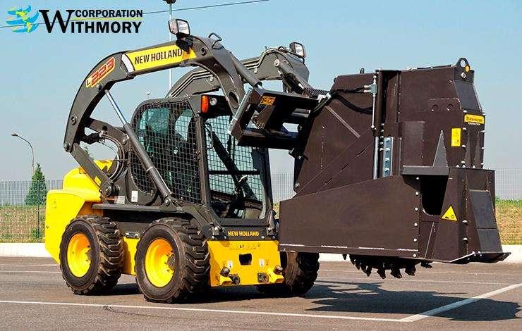 Tractor – Minicargador New Holland L223