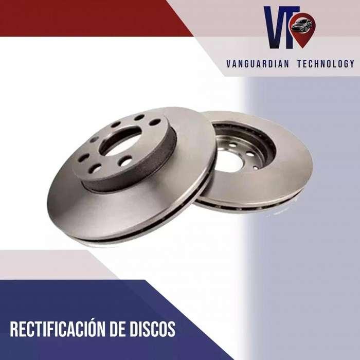 Rectificación De Discos Para Vehículos Sedan / Hatchback
