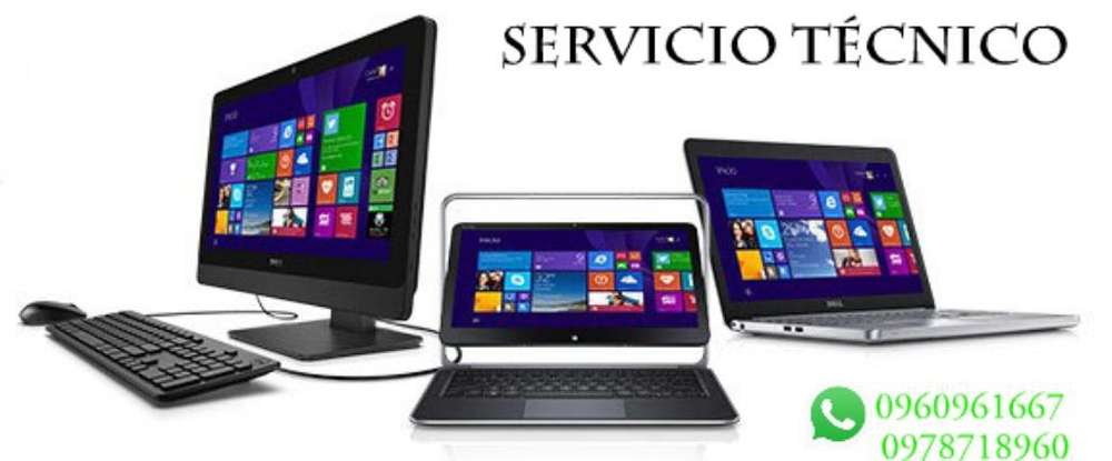 Servicio Técnico Computadoras Y Laptos