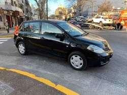 Nissan Tiida 1.8 Visia 5p 2010 Autobaires