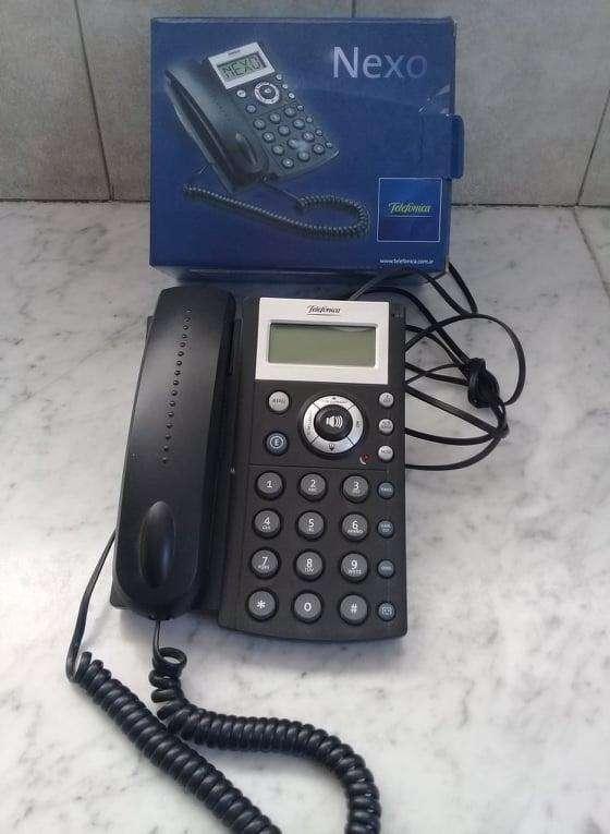Telefono Fijo Multifuncion