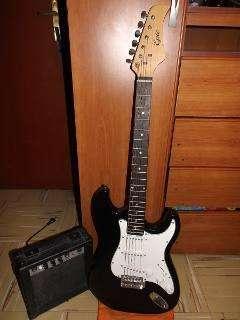 Guitarra electrica Epic