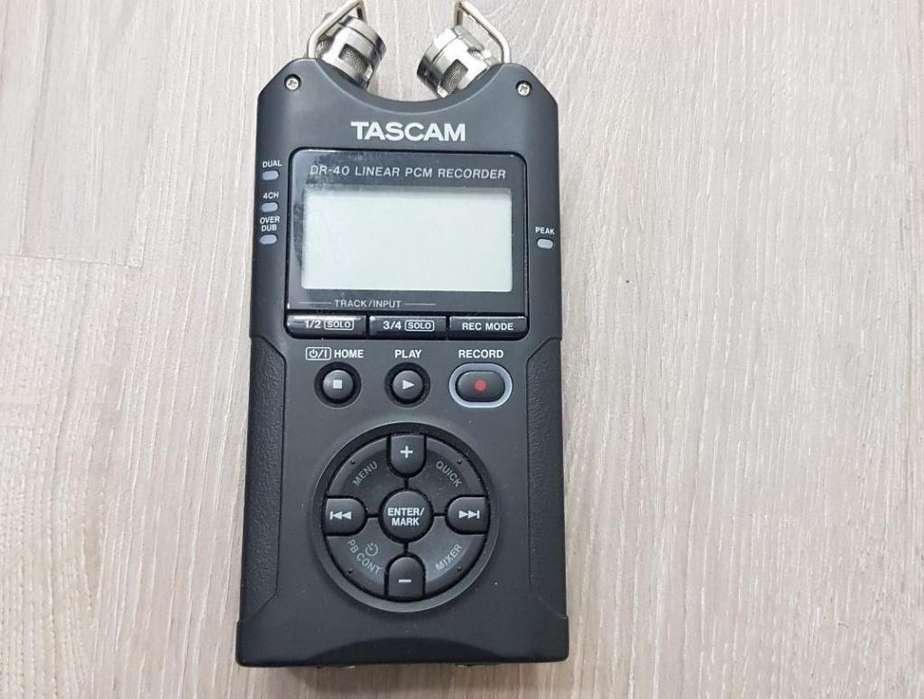 Tscam dr40