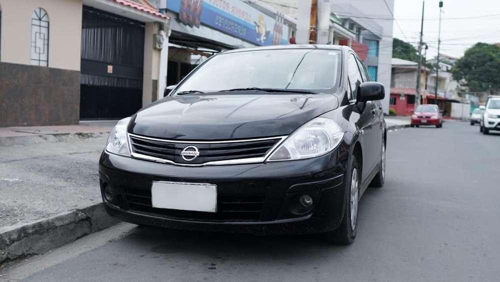 Nissan Tiida 2012 - 83700 km
