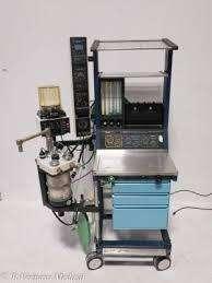 Vendo Maquina Anestesia Marca Ohmeda Modelo Exel 210 Usada Perfecto Estado