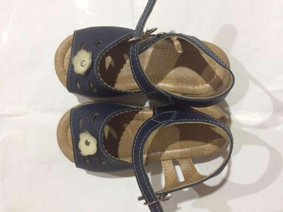 zapatos para niñas usados