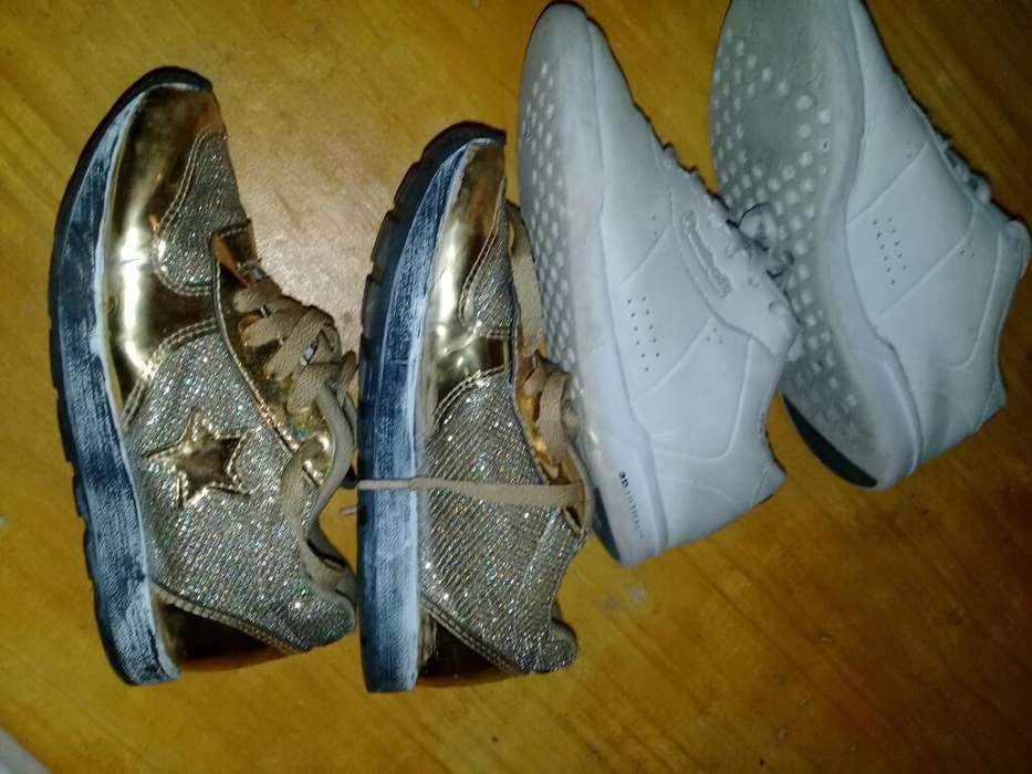 Zapatillas de Nenas Las 2 por 400