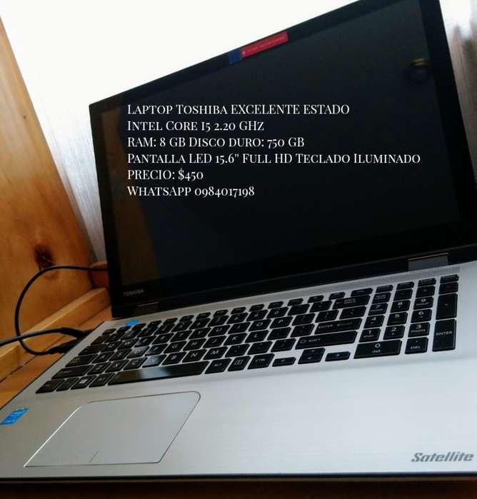 Laptop Toshiba Satellite Excelente Estado