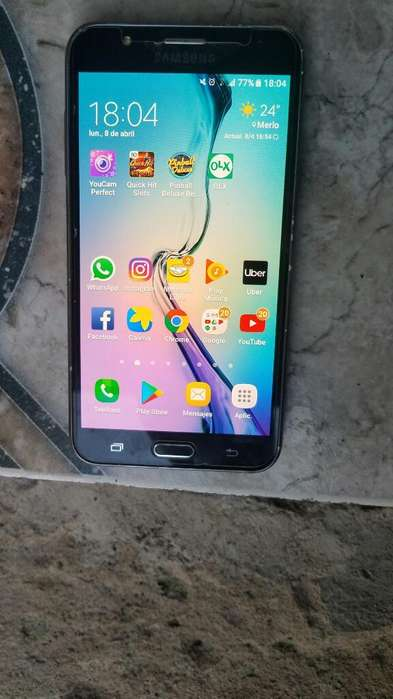 Samsung J7 2015 Impecable