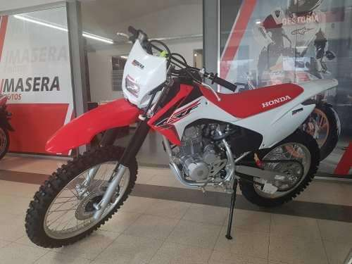 Honda Crf 230 0km STOCK LIMITADO Masera Motos Concesionario