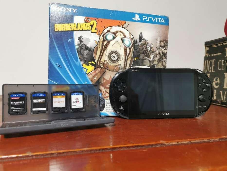 Vendo Playstation Vita Slim