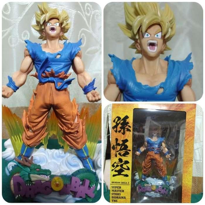 Goku Master Stars Diorama