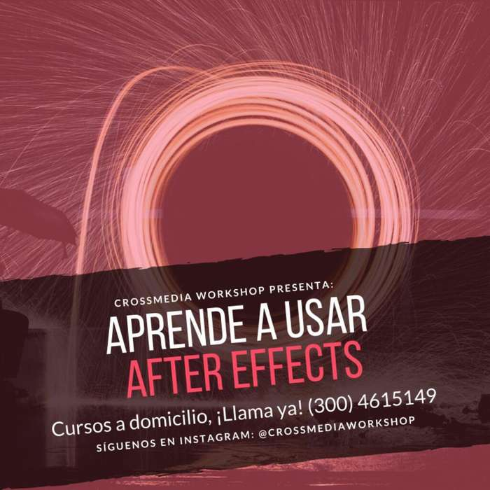 Curso de After Effects Y YOUTUBE