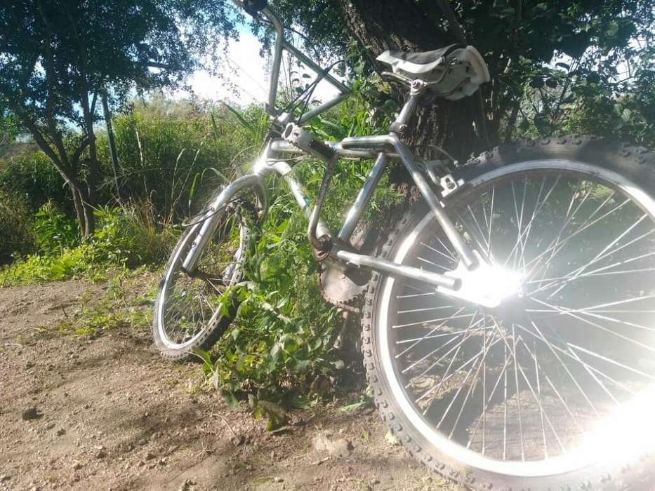 Bici Bmx Azurra