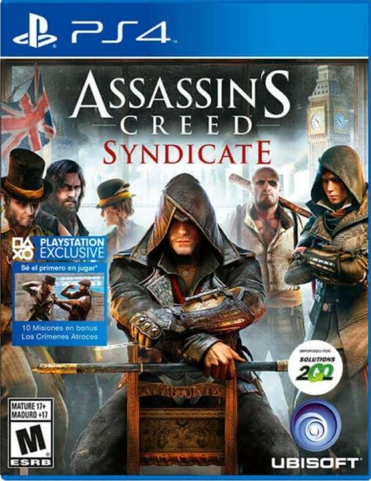 Assassin's Creed Syndicate Nuevo