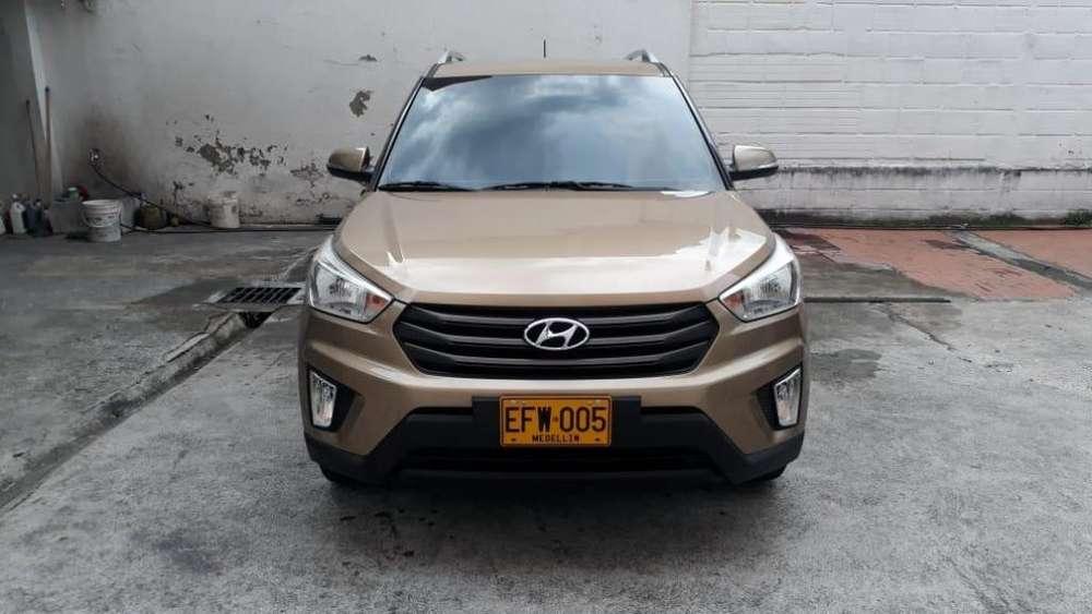 Hyundai Creta 2017 - 9500 km