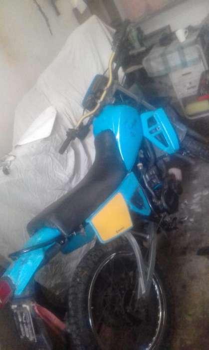 Yamaha Dt 125 2t