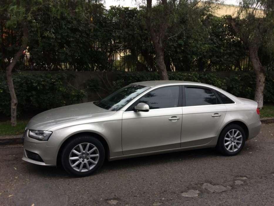 Audi A4 2013 - 48000 km