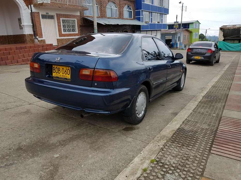 Honda Civic 1993 - 202929 km